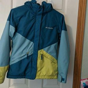 Columbia sportswear winter coat